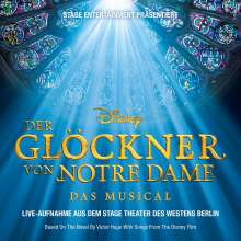 Musical: Der Glöckner Von Notre Dame-Das Musical, CD