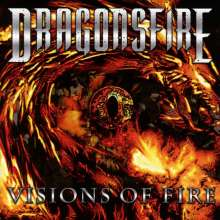 Dragonsfire: Visions Of Fire, CD