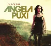 Angela Puxi: Isle Of Fire, CD