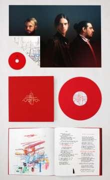 Fewjar: Gamma (Limited-Edition) (Red Vinyl), LP