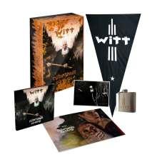 Joachim Witt: Rübezahls Rückkehr (Deluxe Edition), 1 CD und 2 Merchandise