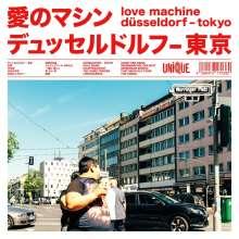 Love Machine: Düsseldorf - Tokyo, CD