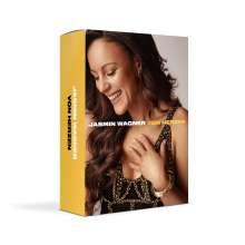 Jasmin Wagner: Von Herzen (limitierte Fanbox), 1 CD und 1 Merchandise