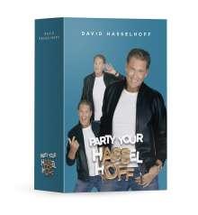 David Hasselhoff: Party Your Hasselhoff (limitierte Fanbox), CD
