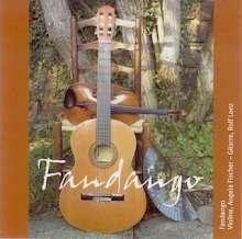 AR Lonz: Fandango, CD