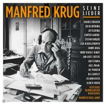 Manfred Krug: Seine Lieder, CD