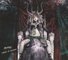 Reptil: Throne Of Collapse, CD
