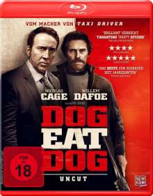 Dog Eat Dog (Blu-ray), Blu-ray Disc