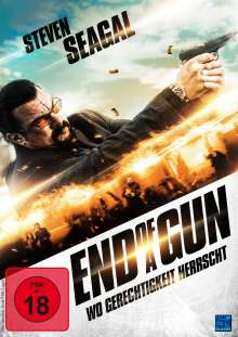 End of a Gun, DVD