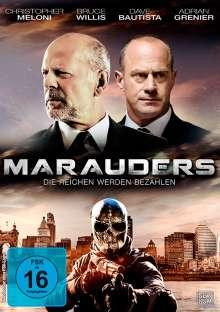 Marauders, DVD