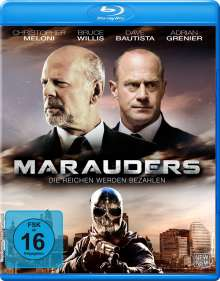 Marauders (Blu-ray), Blu-ray Disc