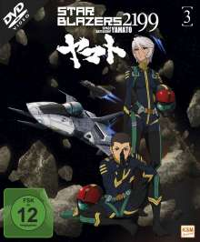 Star Blazers 2199 - Space Battleship Yamato Vol. 3, DVD