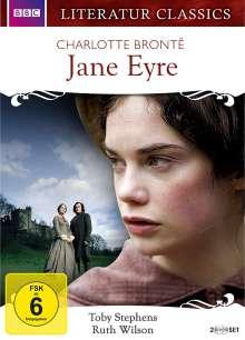 Jane Eyre (2006), 2 DVDs