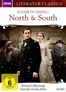 North & South, 2 DVDs