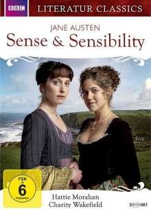 Sense & Sensibility (2008), 2 DVDs