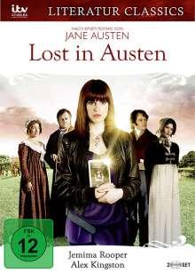 Lost in Austen, 2 DVDs