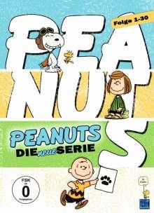 Peanuts: Die neue Serie Vol. 1-3, 3 DVDs