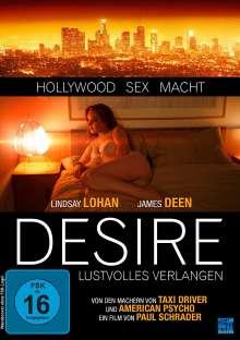 Desire - Lustvolles Verlangen, DVD