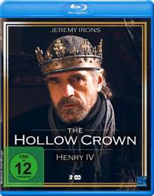 The Hollow Crown - Henry IV (Blu-ray), 2 Blu-ray Discs