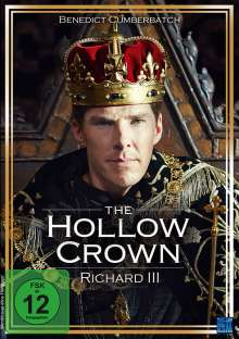 The Hollow Crown - Richard III, DVD