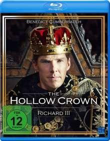 The Hollow Crown - Richard III (Blu-ray), Blu-ray Disc