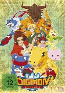 Digimon Data Squad Vol. 1 (mit Sammelschuber), 3 DVDs