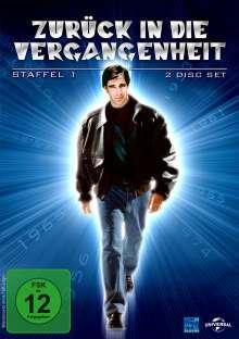 Zurück in die Vergangenheit Staffel 1, 2 DVDs