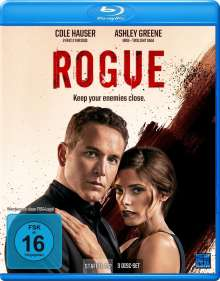 Rogue Season 3 Vol. 2 (Blu-ray), 3 Blu-ray Discs