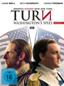 Turn - Washington's Spies Staffel 3, 4 DVDs