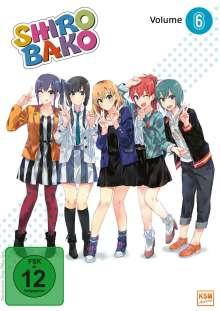 Shirobako Vol. 6, DVD