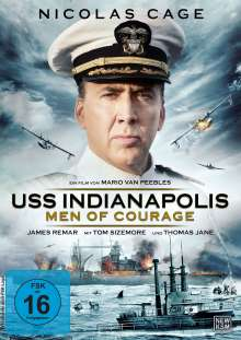 USS Indianapolis - Men of Courage, DVD