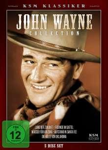 John Wayne Collection, 5 DVDs