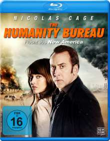 The Humanity Bureau (Blu-ray), Blu-ray Disc