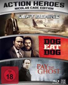 Action Heroes: Nicolas Cage Edition (Blu-ray), 3 Blu-ray Discs