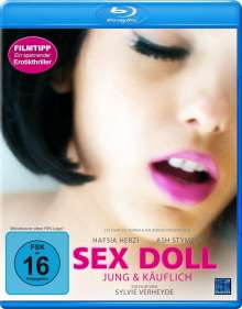 Sex Doll (Blu-ray), Blu-ray Disc