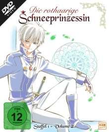 Die rothaarige Schneeprinzessin Staffel 1 Vol. 2, DVD