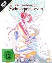 Die rothaarige Schneeprinzessin Staffel 1 Vol. 3, DVD
