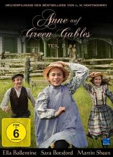 Anne auf Green Gables Teil 2, DVD