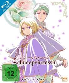 Die rothaarige Schneeprinzessin Staffel 2 Vol. 2 (Blu-ray), Blu-ray Disc