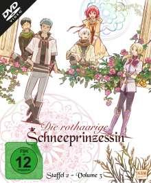 Die rothaarige Schneeprinzessin Staffel 2 Vol. 3, DVD