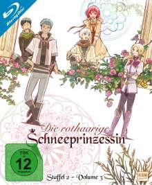 Die rothaarige Schneeprinzessin Staffel 2 Vol. 3 (Blu-ray), Blu-ray Disc