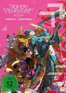 Digimon Adventure tri. Chapter 5 - Coexistence, DVD