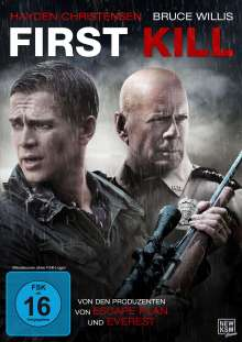 First Kill, DVD
