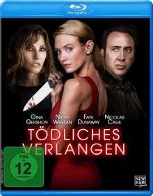 Tödliches Verlangen (Blu-ray), Blu-ray Disc
