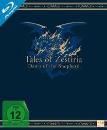 Tales of Zestiria - Dawn of the Shepherd (Blu-ray), Blu-ray Disc