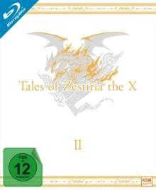 Tales of Zestiria: The X Staffel 2 (Blu-ray im Digipack), 3 Blu-ray Discs