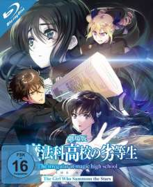 The Irregular at Magic High School - The Movie: The Girl who Summons the Stars, Blu-ray Disc