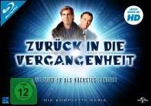 Zurück in die Vergangenheit (Komplette Serie) (Blu-ray), 18 Blu-ray Discs