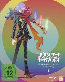 Concrete Revolutio: The last Song (Staffel 2) Vol. 2 (Blu-ray), Blu-ray Disc