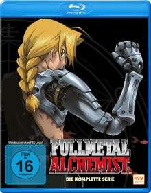 Fullmetal Alchemist (Komplette Serie) (Blu-ray), 6 Blu-ray Discs